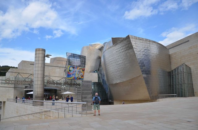 Bilbao Guggenheim 3